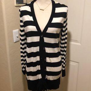 NWOT Merona Target size L Tunic Cardigan